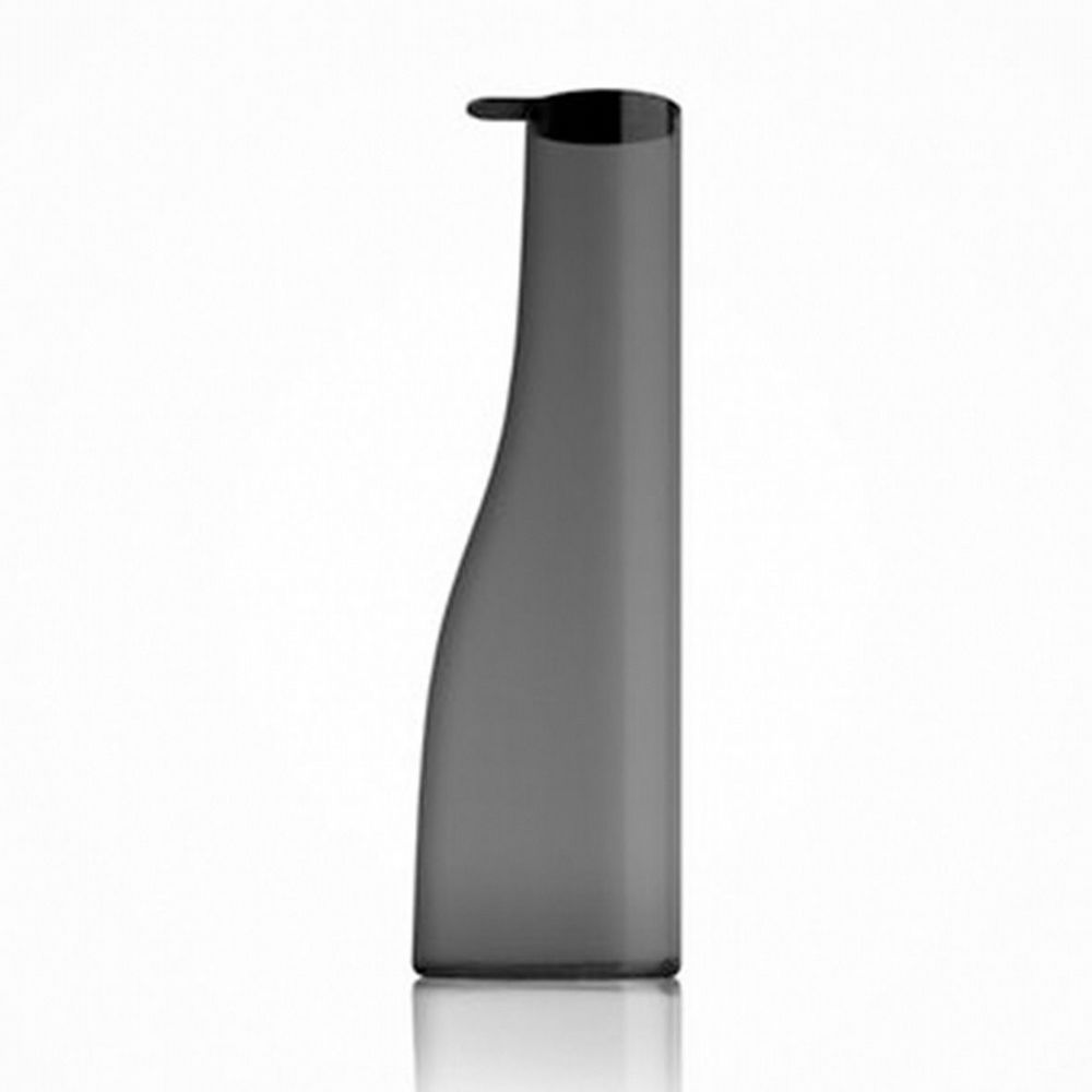 Minimalist Carafe With Cap - 1L -  Black